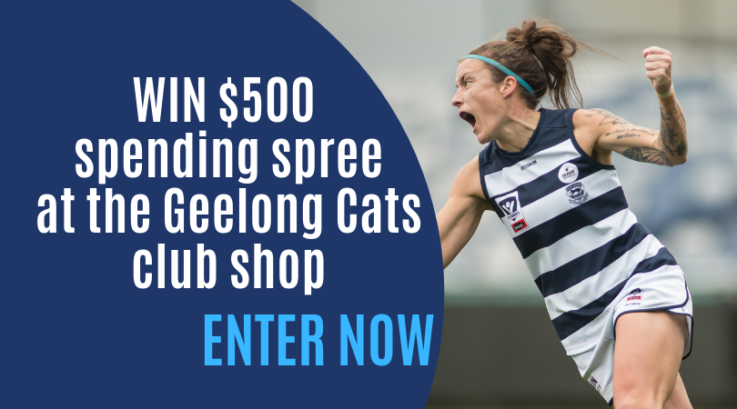 Cats Shop Geelong Coast Kids